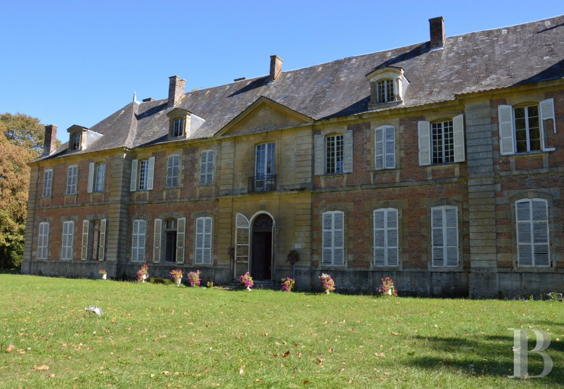 chateaux a vendre champagne ardennes chateau monument - 5
