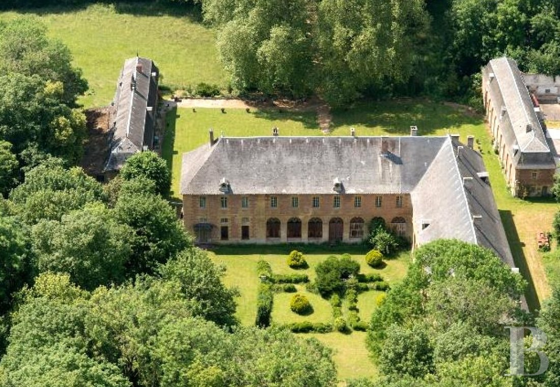 chateaux a vendre champagne ardennes chateau monument - 1