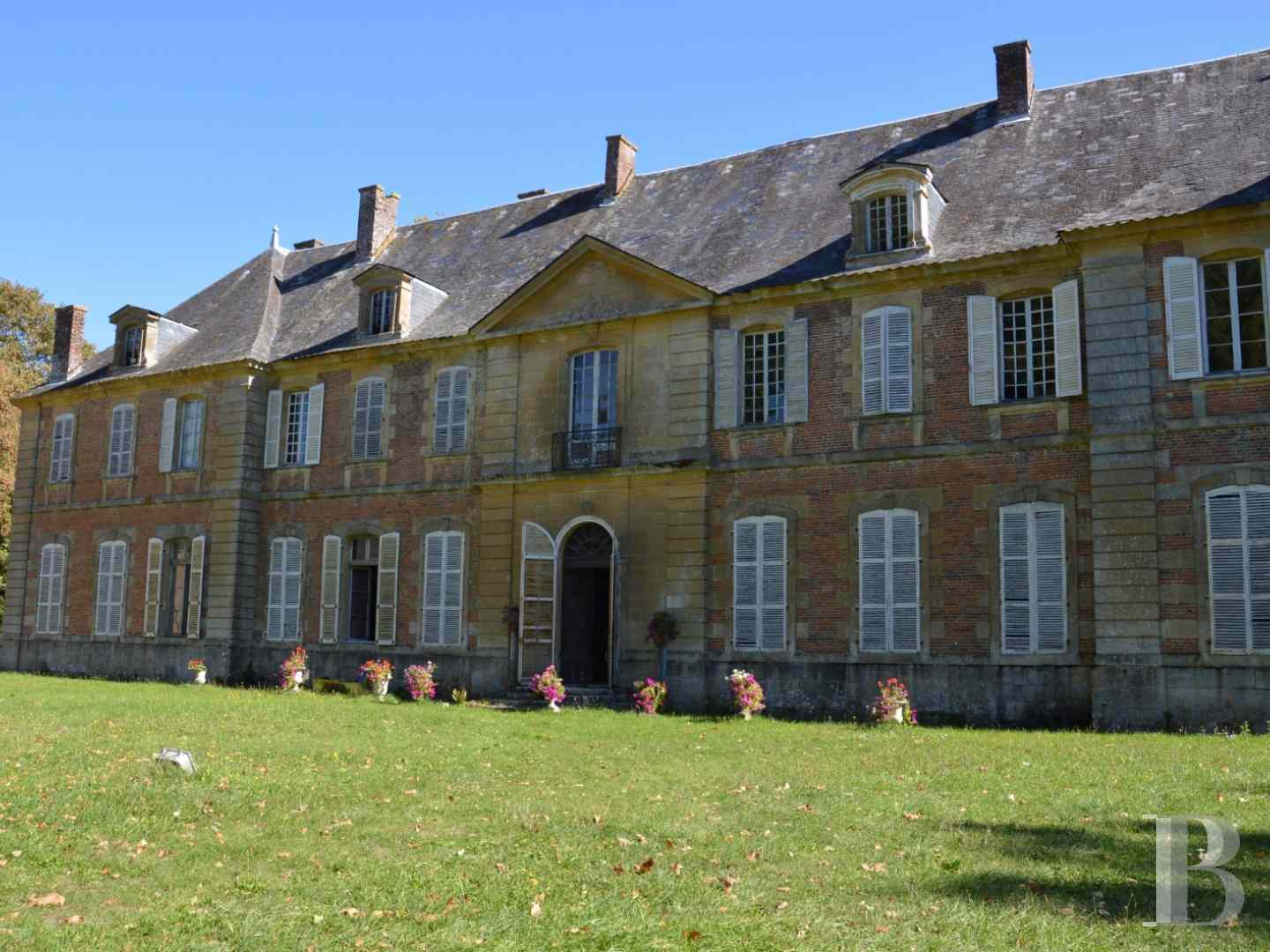 chateaux a vendre champagne ardennes chateau monument - 5 zoom