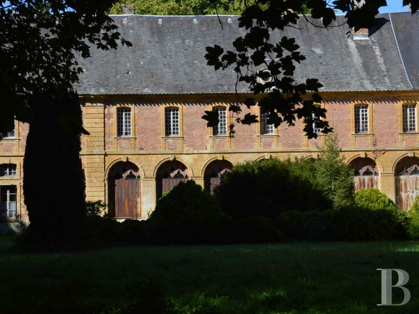 chateaux a vendre champagne ardennes chateau monument - 4 zoom