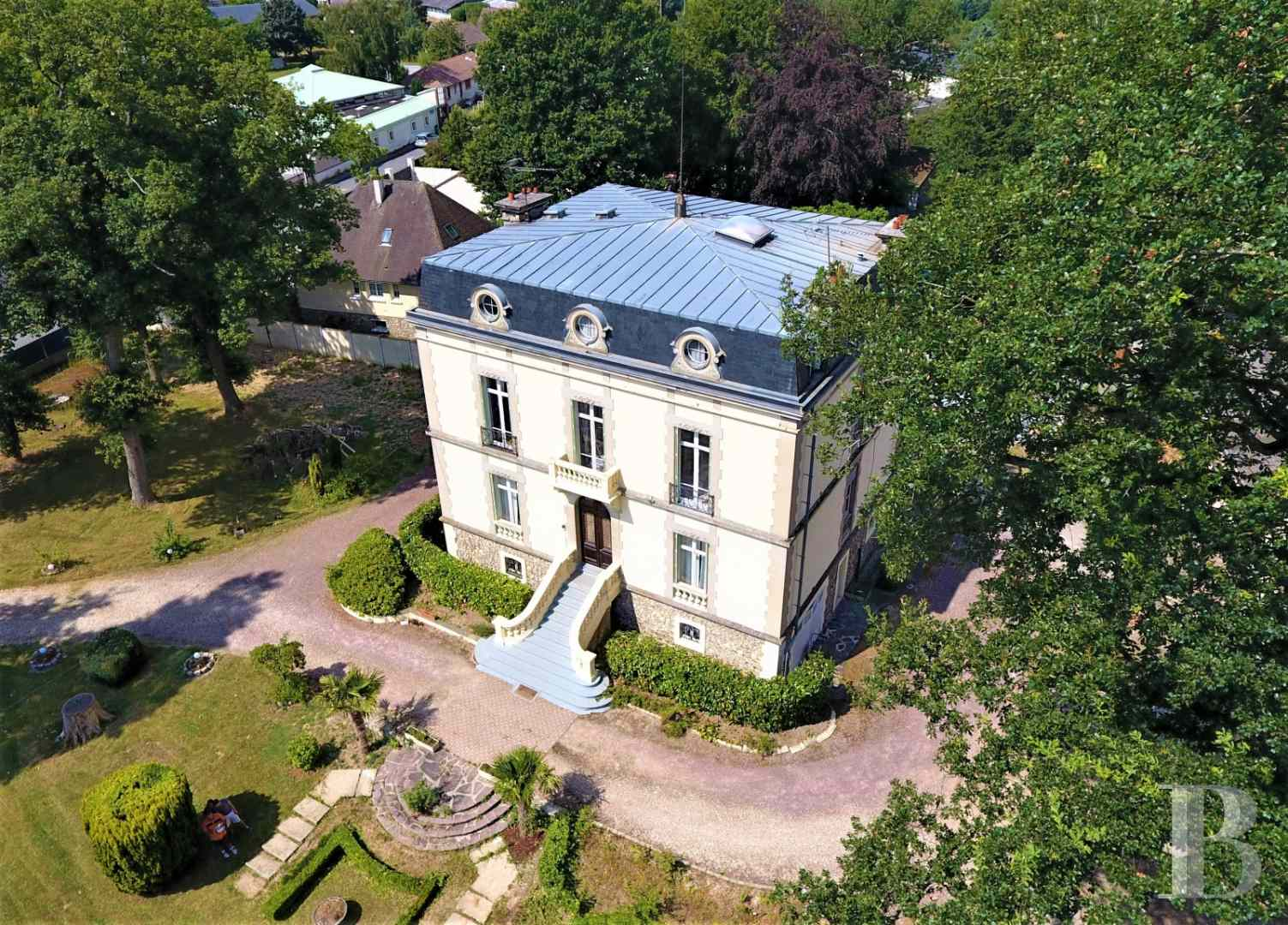 property for sale France upper normandy residences mansion - 1 zoom