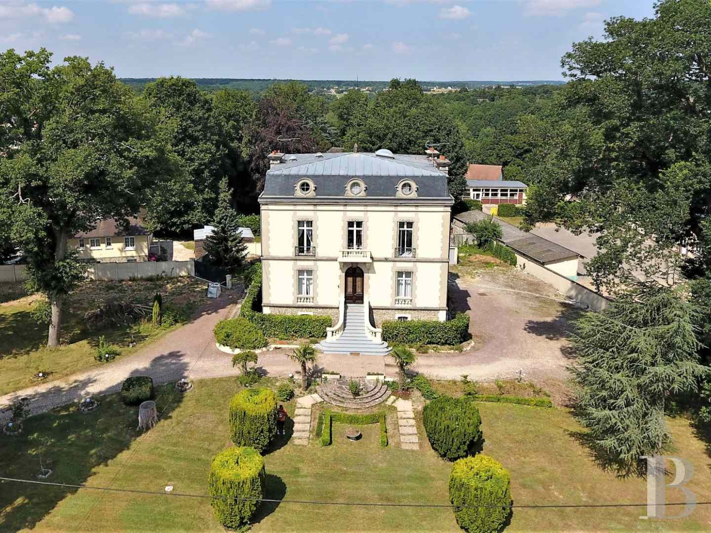 property for sale France upper normandy residences mansion - 10 zoom
