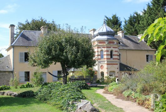 France mansions for sale lower normandy manors equestrian - 4 mini