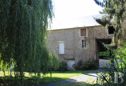 manoirs a vendre basse normandie manoir propriete - 11 mini