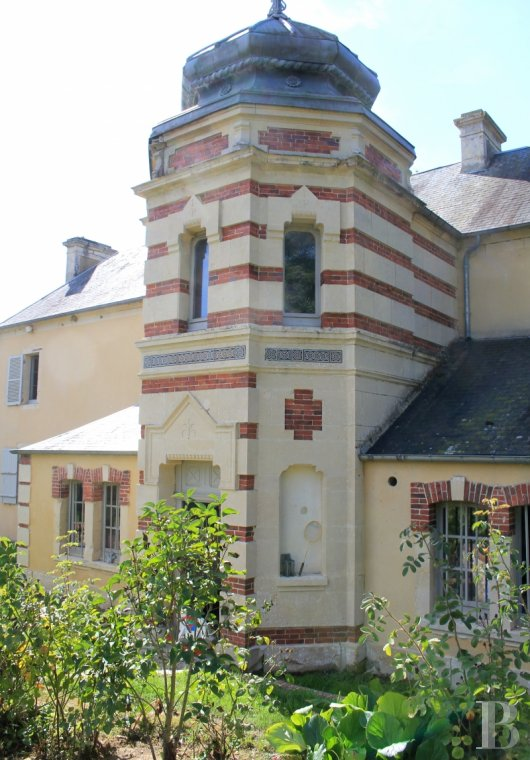 France mansions for sale lower normandy manors equestrian - 3