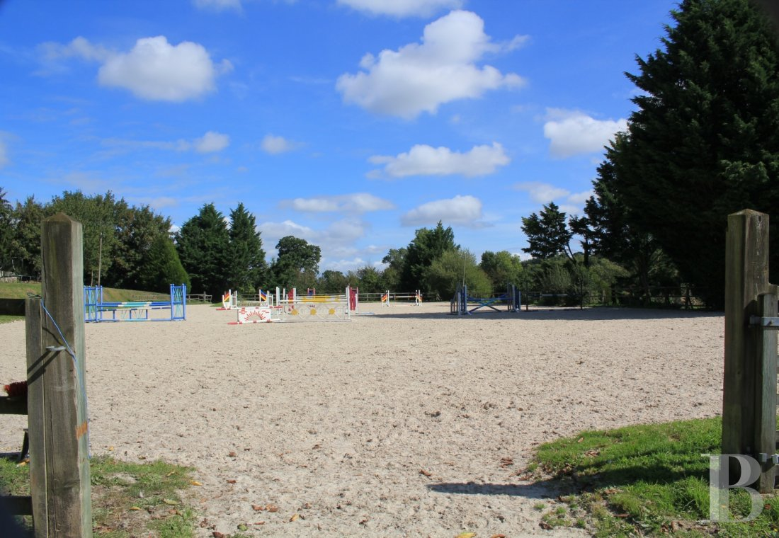 France mansions for sale lower normandy manors equestrian - 13 mini