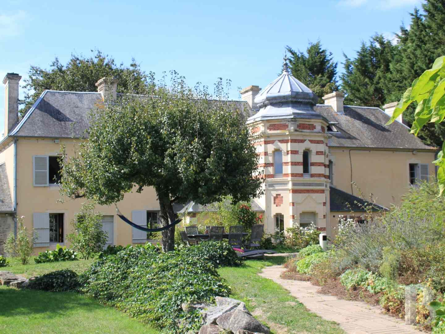 manoirs a vendre basse normandie manoir propriete - 4 zoom