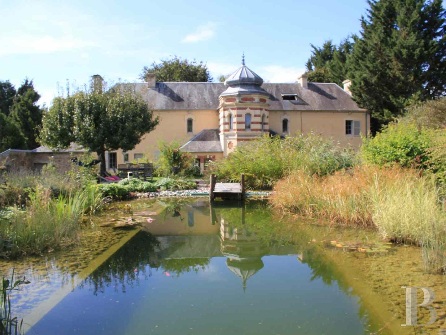 manoirs a vendre basse normandie manoir propriete - 1 zoom