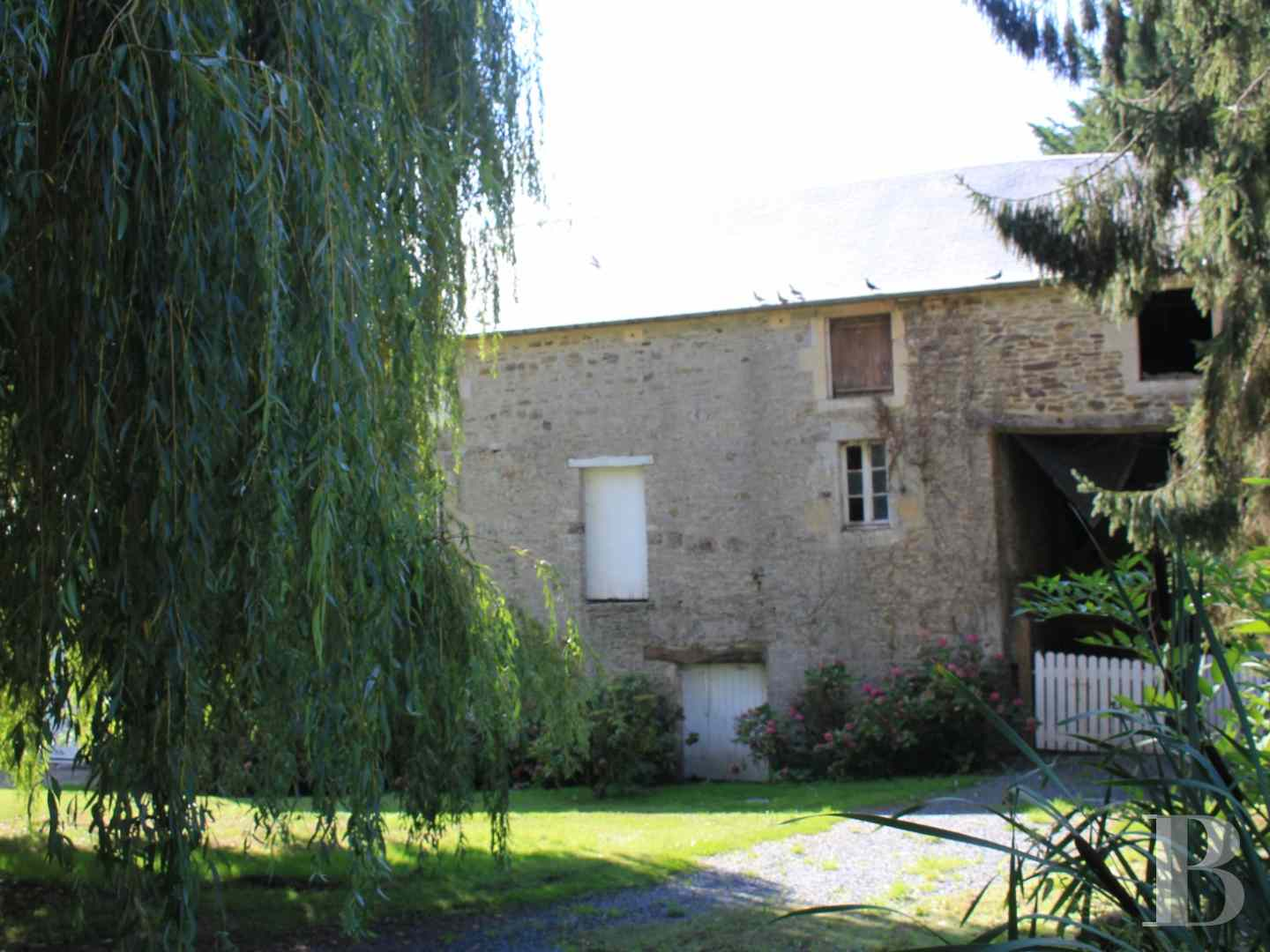 manoirs a vendre basse normandie manoir propriete - 11 zoom