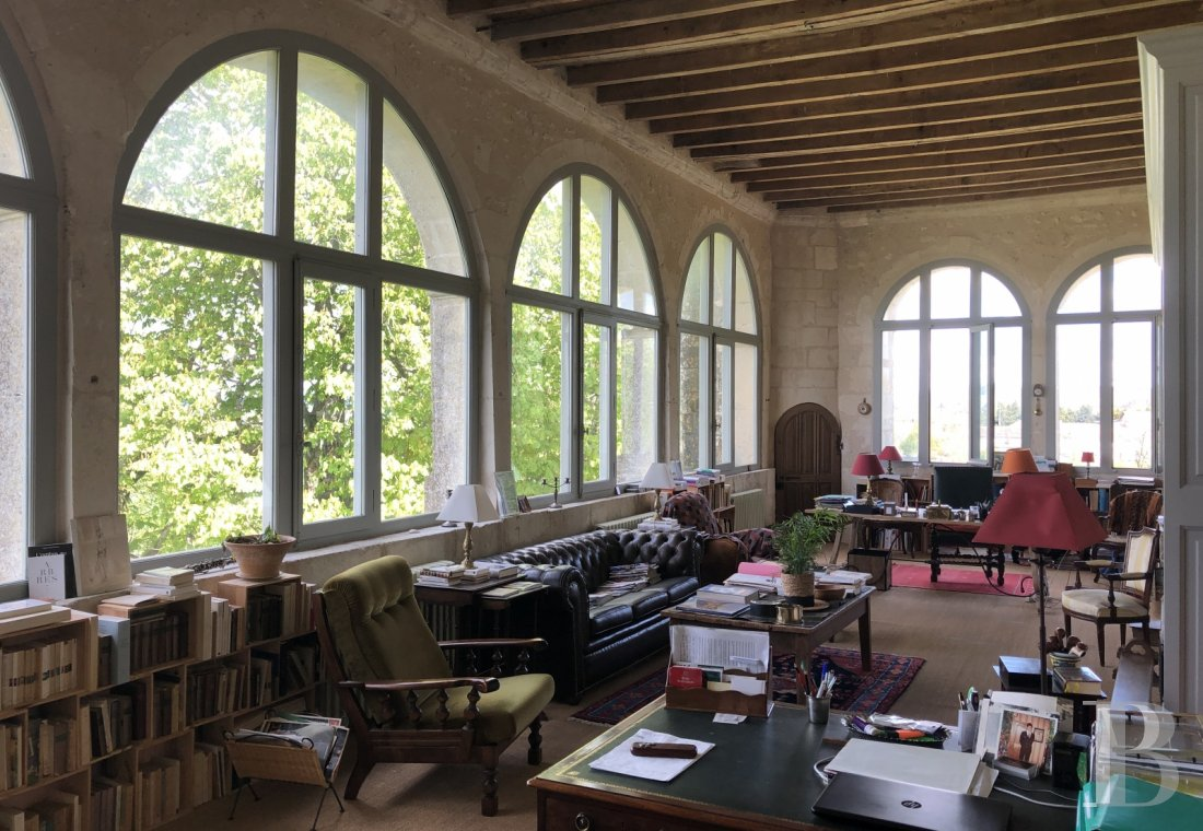 France mansions for sale poitou charentes   - 7