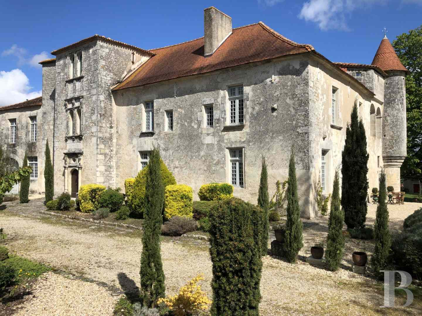 France mansions for sale poitou charentes 4005  - 4 zoom