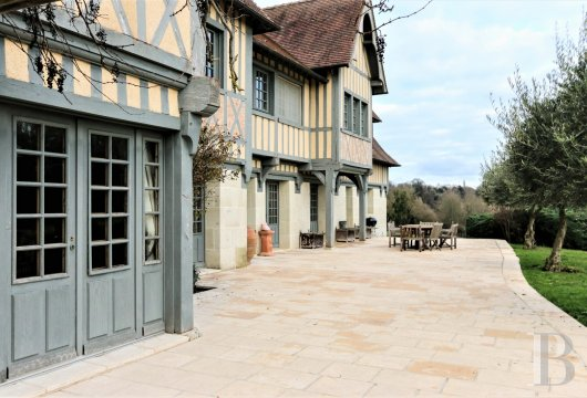 France mansions for sale lower normandy manors equestrian - 7 mini