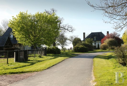 France mansions for sale lower normandy manors equestrian - 9