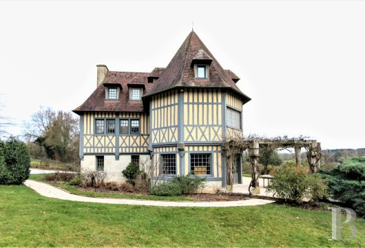 France mansions for sale lower normandy manors equestrian - 4
