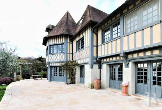 France mansions for sale lower normandy manors equestrian - 5 mini