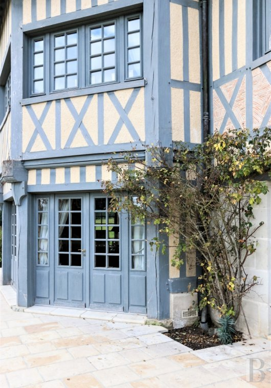 France mansions for sale lower normandy manors equestrian - 6