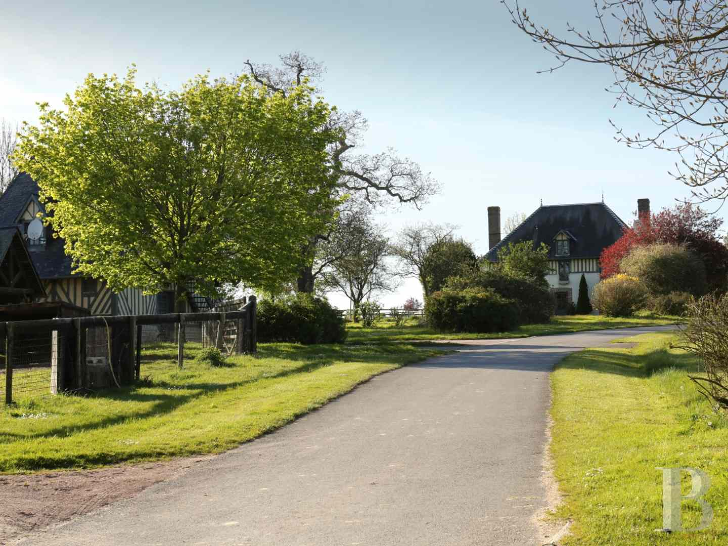 France mansions for sale lower normandy manors equestrian - 9 zoom