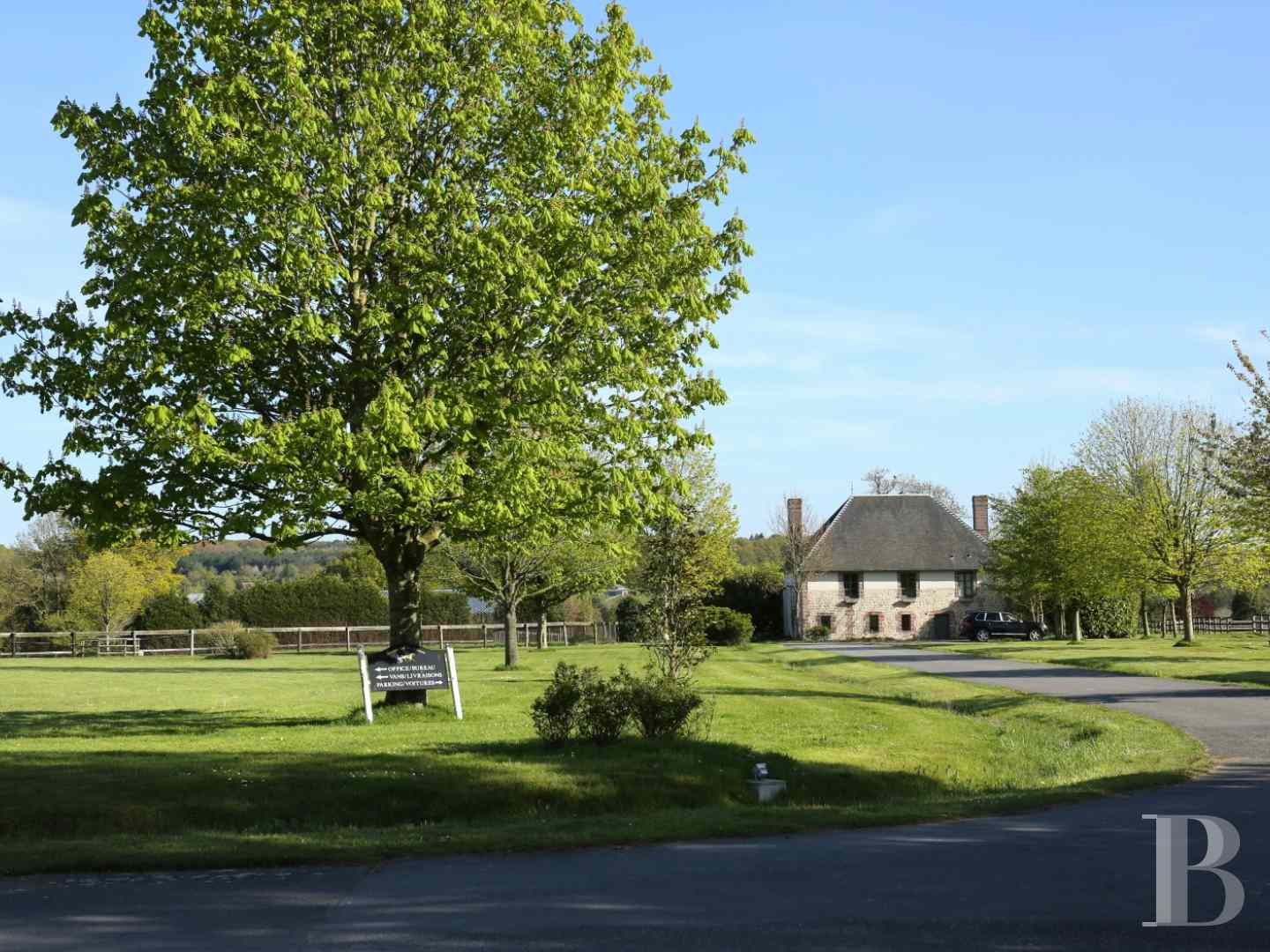 manoirs a vendre basse normandie manoir propriete - 10 zoom