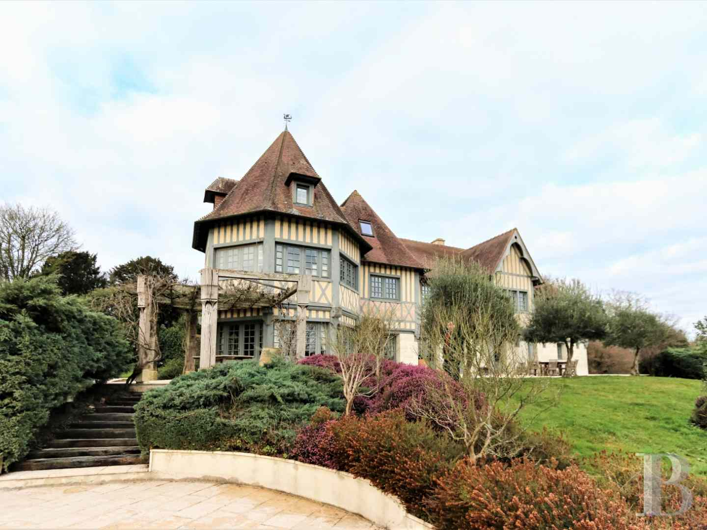 France mansions for sale lower normandy manors equestrian - 2 zoom