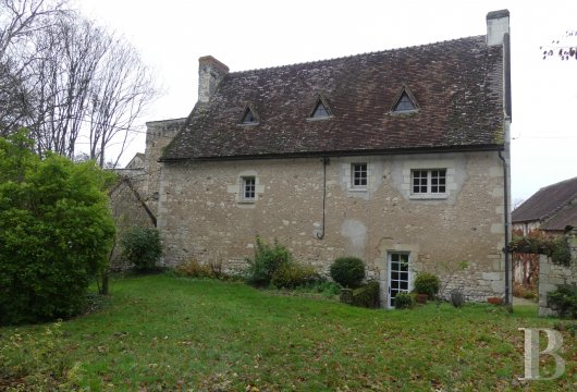 castles for sale France poitou charentes historic buildings - 2