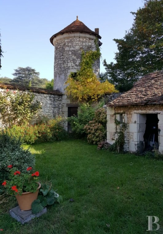 castles for sale France poitou charentes historic buildings - 16