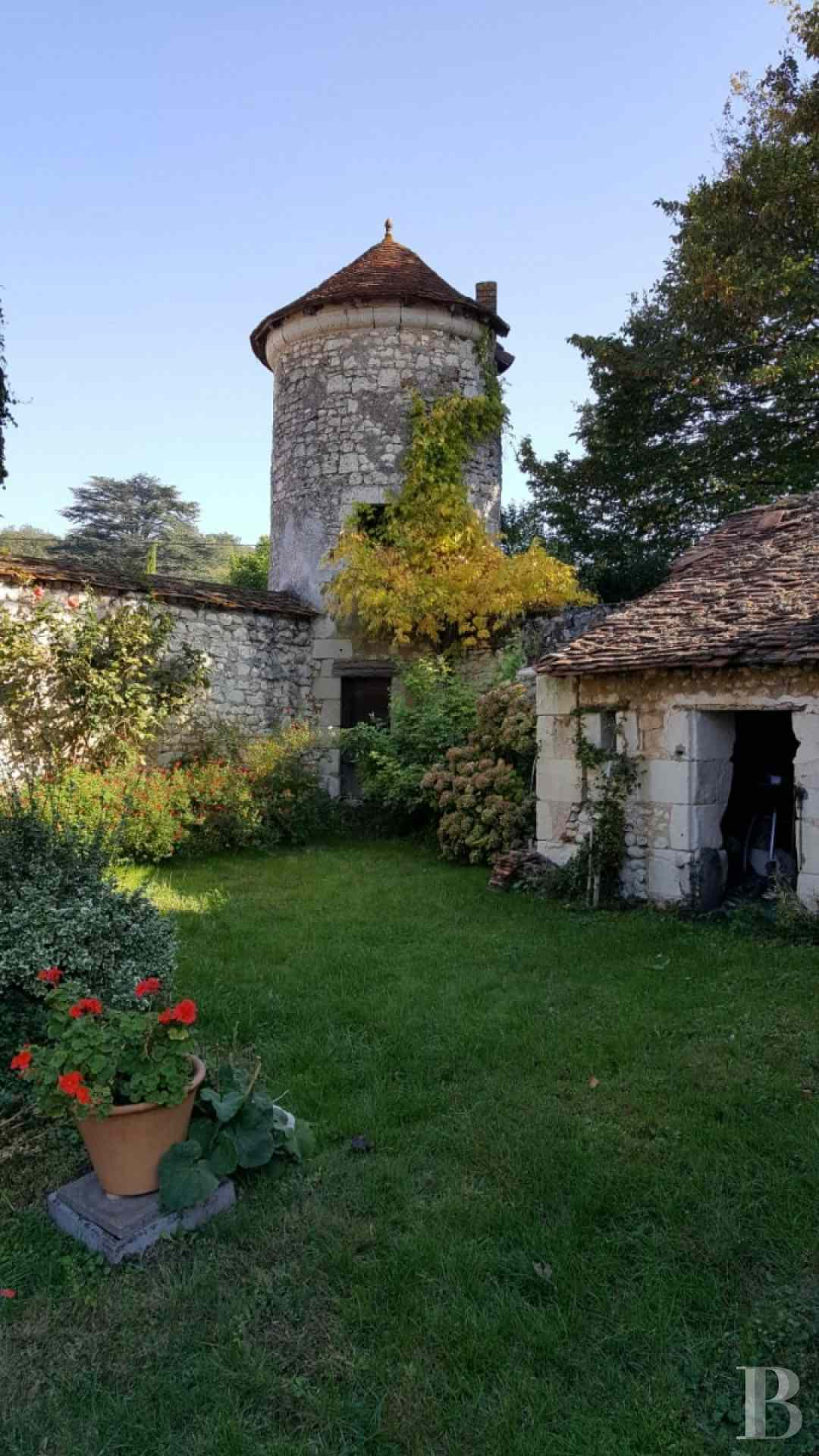 castles for sale France poitou charentes historic buildings - 16 zoom