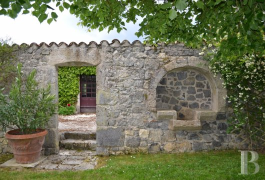 chateaux for sale France aquitaine   - 20