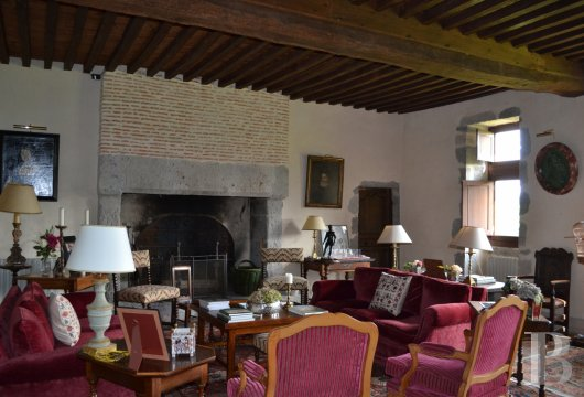 chateaux for sale France aquitaine   - 9