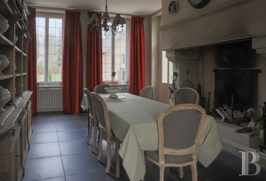 chateaux for sale France lower normandy   - 5