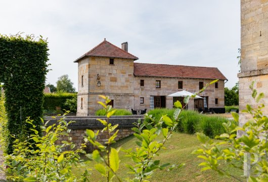 chateaux for sale France lorraine   - 6