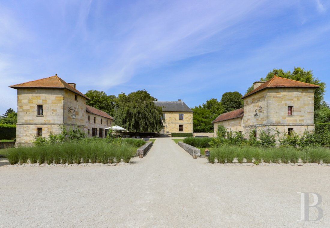 fA former fortress renovated with a contemporary spirit,  not far from Bar-le-Duc - photo  n°25