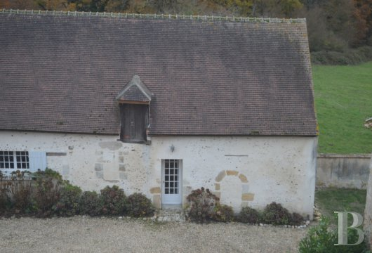France mansions for sale center val de loire   - 12