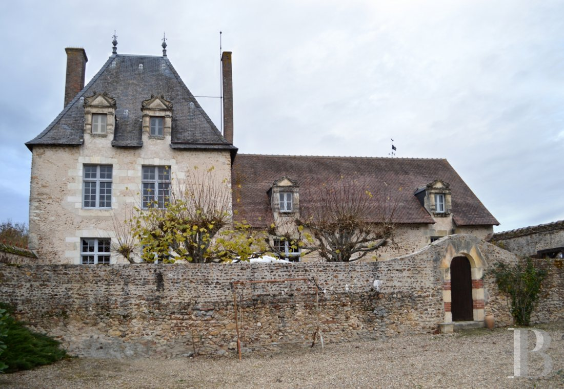 France mansions for sale center val de loire manors hunting - 1 mini