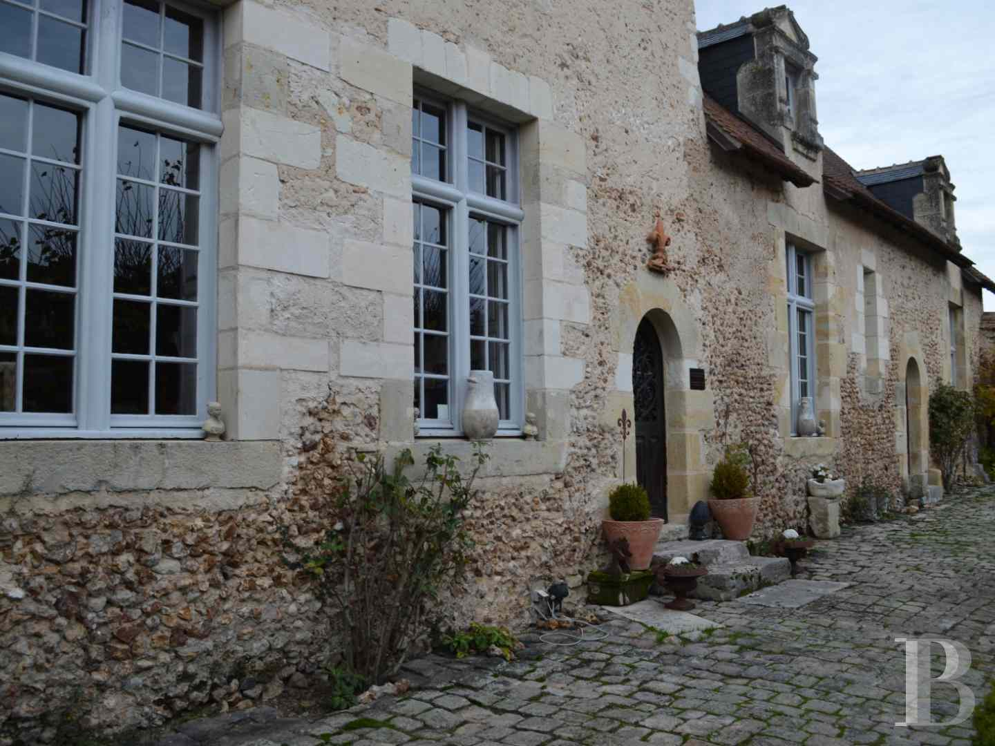 France mansions for sale center val de loire manors hunting - 2 zoom