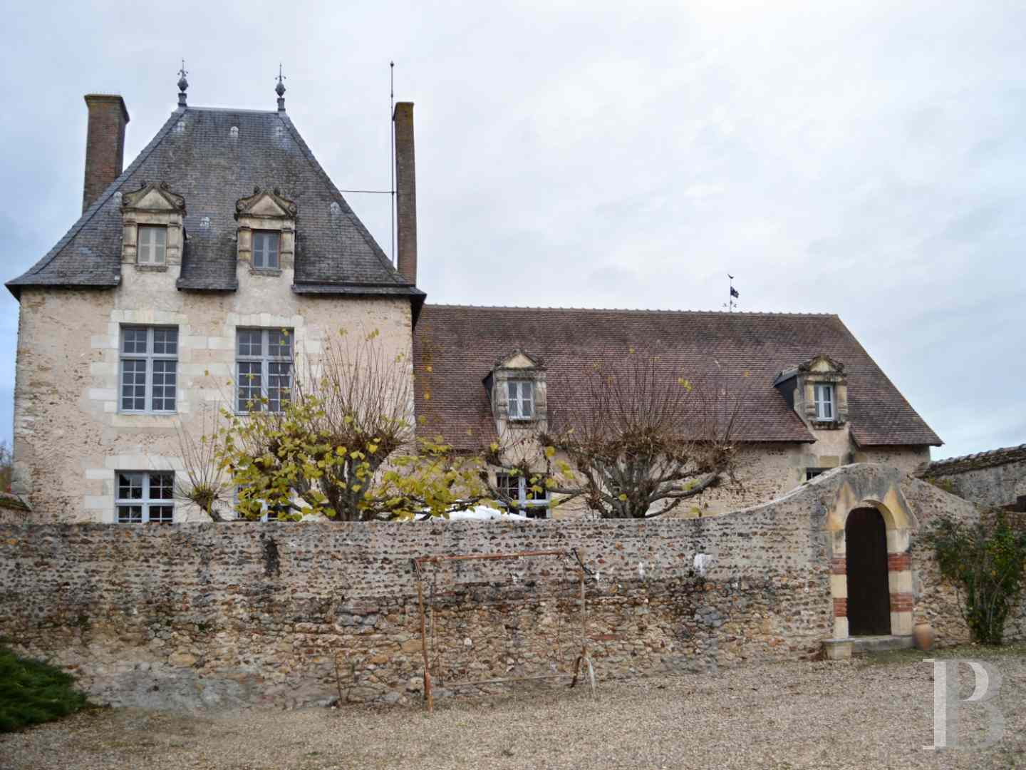 France mansions for sale center val de loire manors hunting - 1 zoom