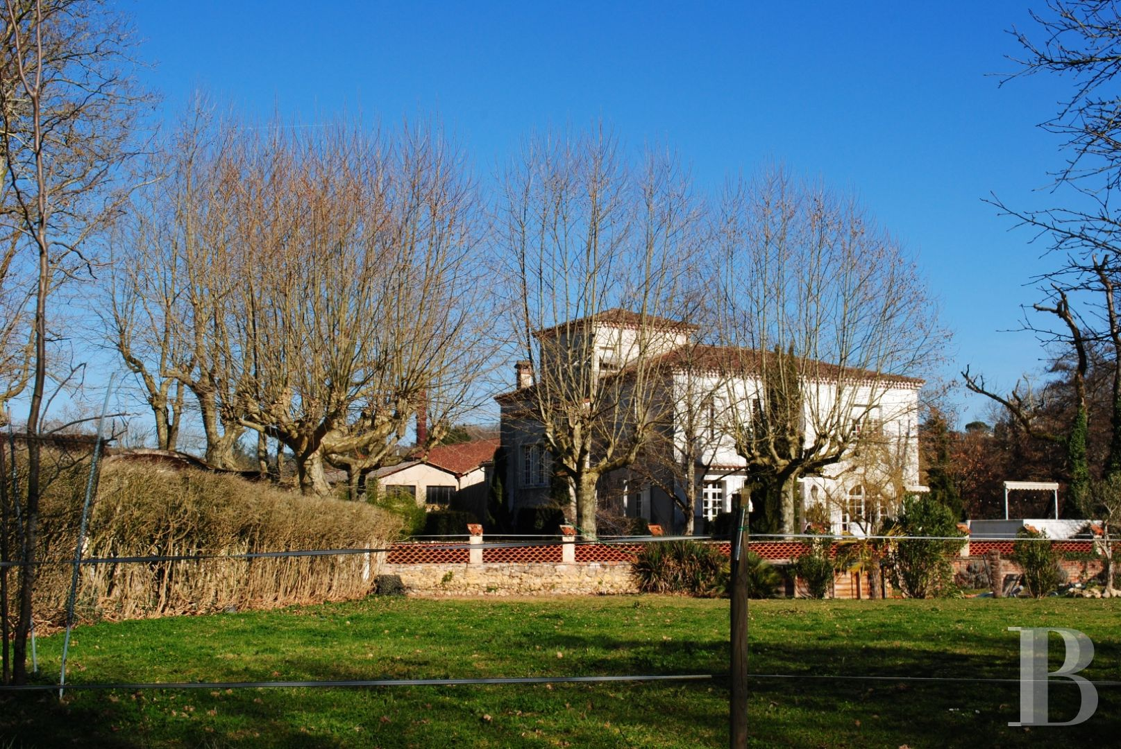 France mansions for sale midi pyrenees manors mills - 4 zoom