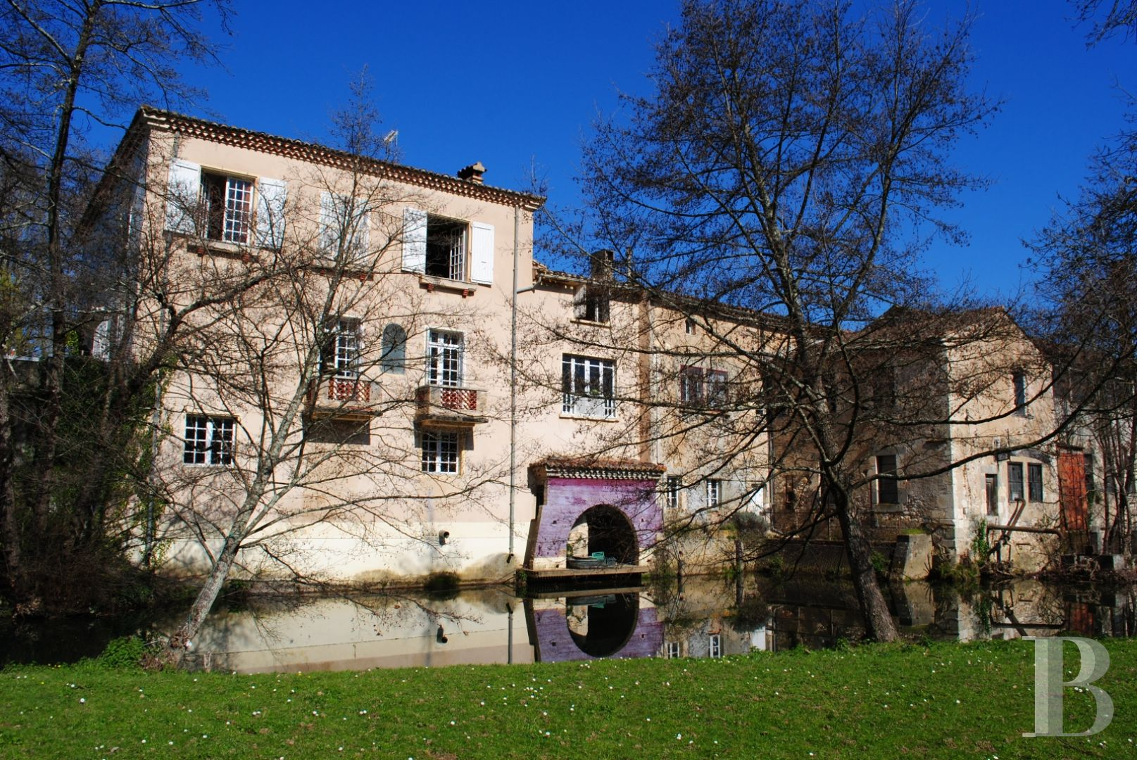 France mansions for sale midi pyrenees manors mills - 1 zoom