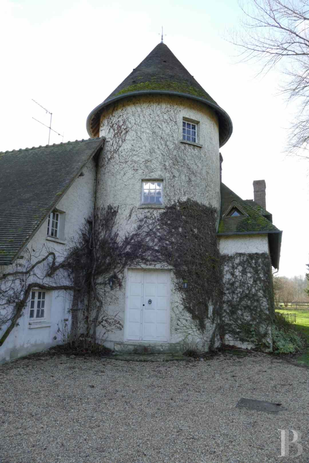 character properties France upper normandy character houses - 11 zoom