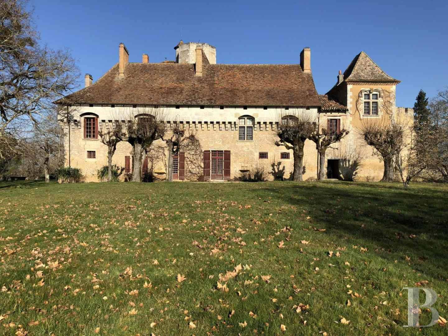 chateaux for sale France aquitaine castles chateaux - 4 zoom