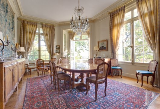 mansion houses for sale paris   - 7