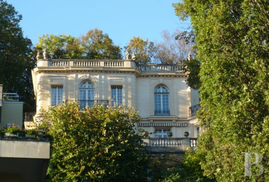 mansion houses for sale paris   - 3