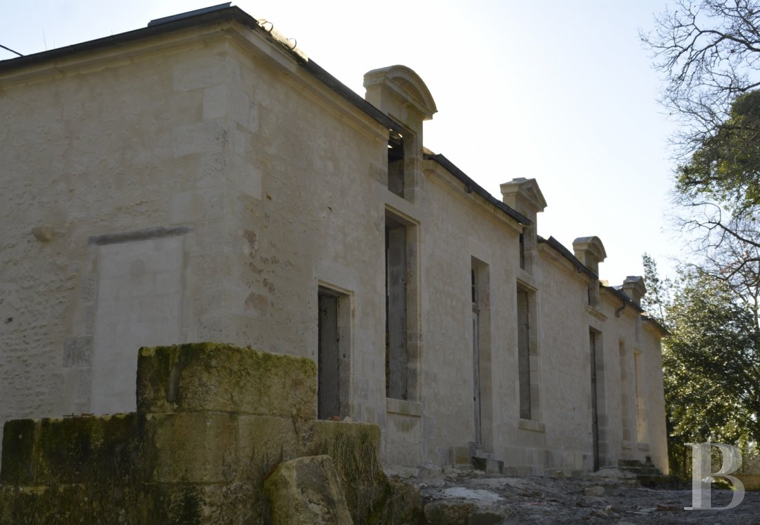 ruins for sale France poitou charentes ruins for - 1