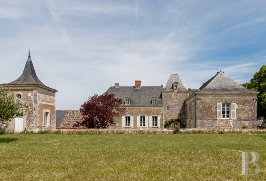chateaux for sale France pays de loire   - 6