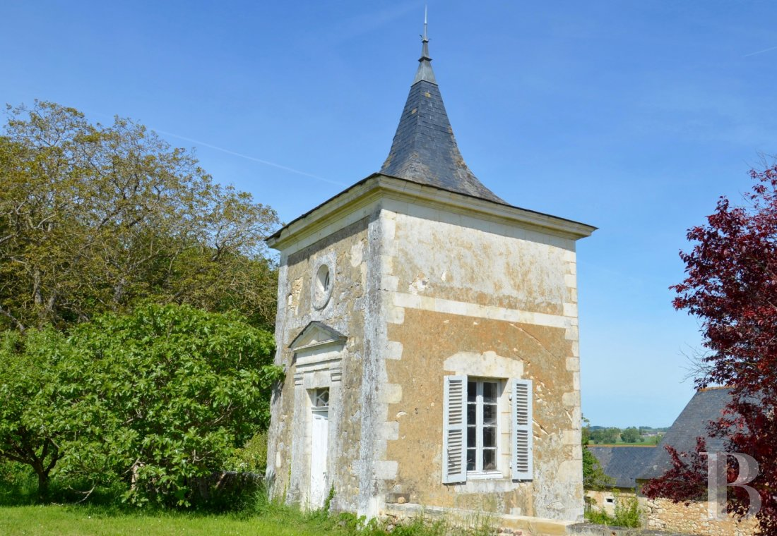 chateaux for sale France pays de loire   - 14