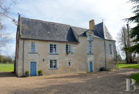 France mansions for sale pays de loire manors for - 2