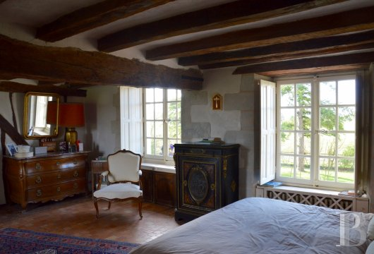 France mansions for sale pays de loire manors for - 7