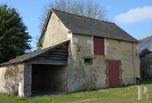 character properties France pays de loire residences farms - 13