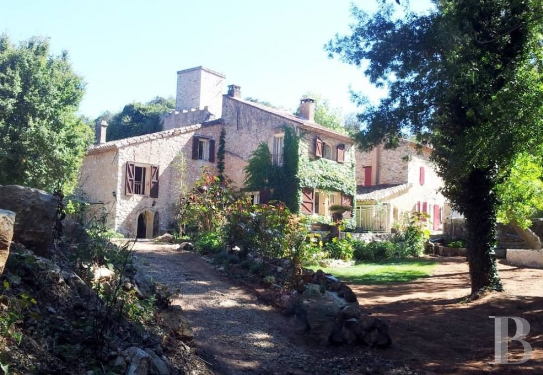 mills for sale France provence cote dazur   - 1
