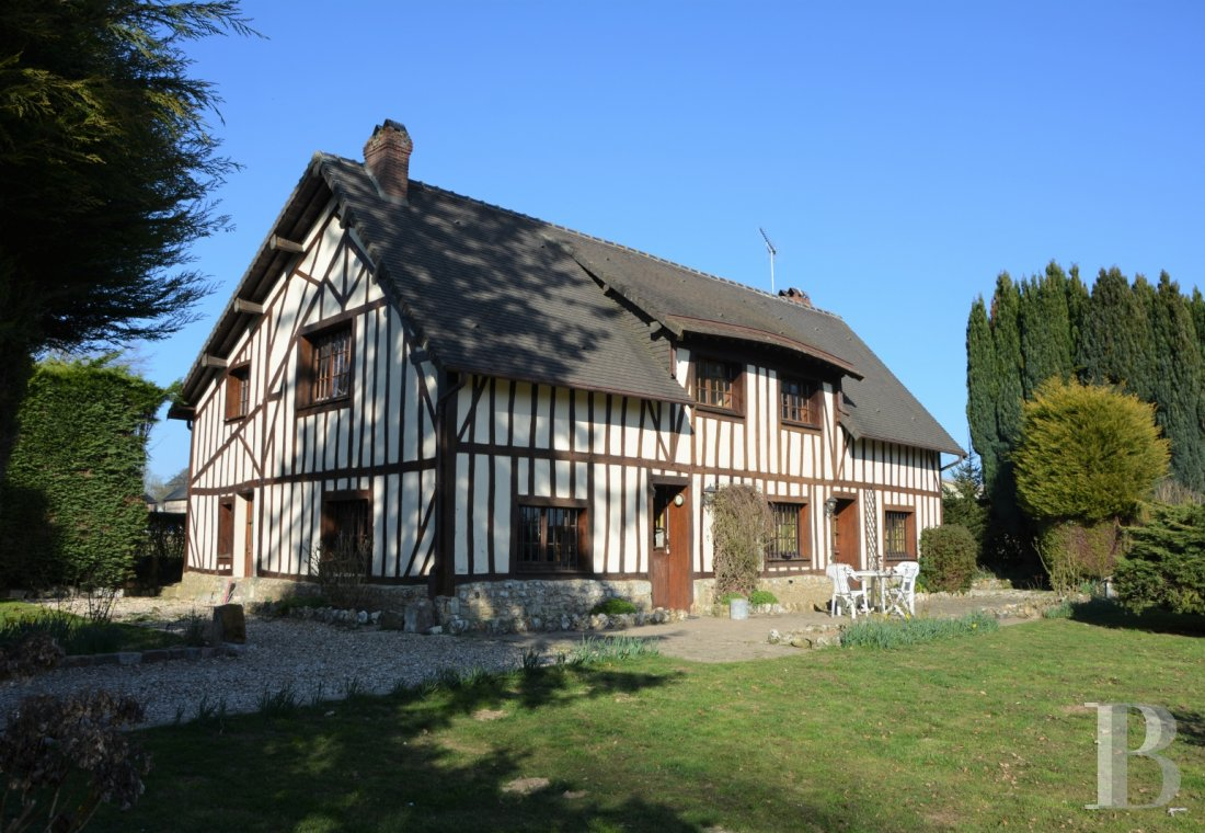 french village houses for sale upper normandy   - 1