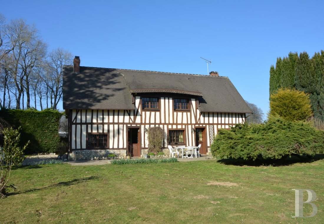 french village houses for sale upper normandy   - 2
